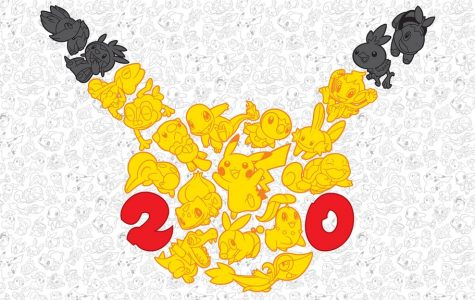 Pokémon 20th Anniversary