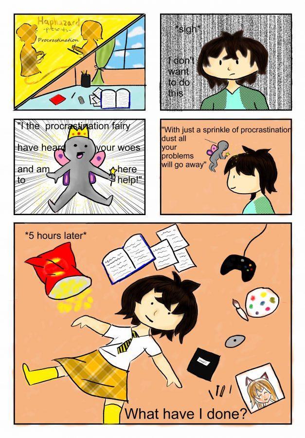 Haphazard: Procrastination