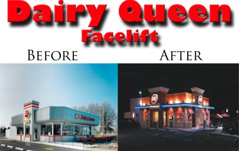 Dairy Queen Facelift