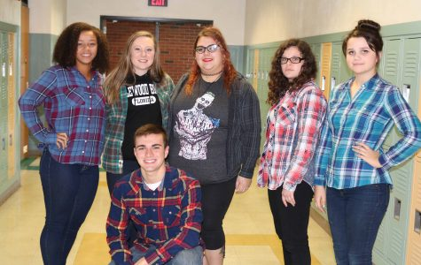 What'sUpWednesday- Flannel Day