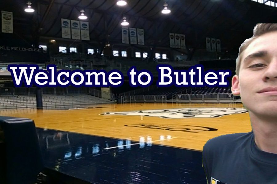My Visit to Butler