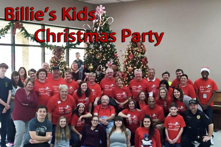 Billie's Kids Christmas Party