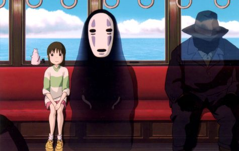 Spirited Away in Theaters!