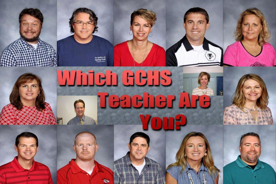 Which GCHS Teacher Are You?
