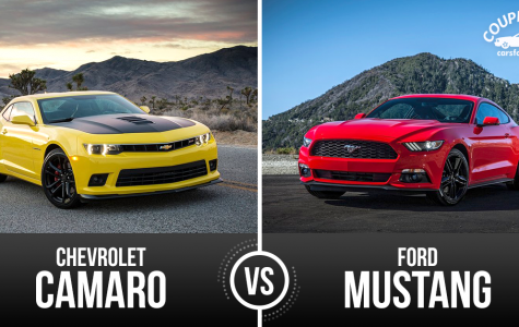 Chevrolet Camaro VS Ford Mustang