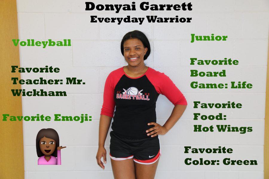 Donyai Garrett