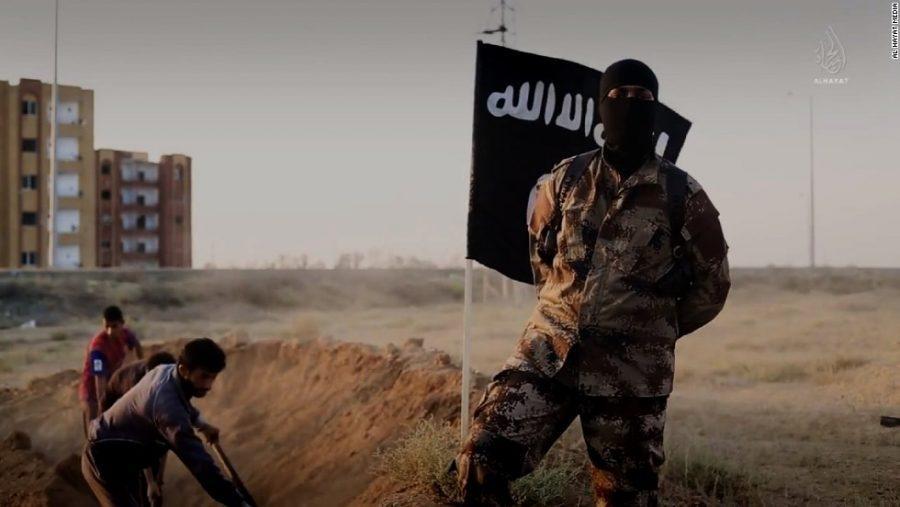 Wheres ISIS?
