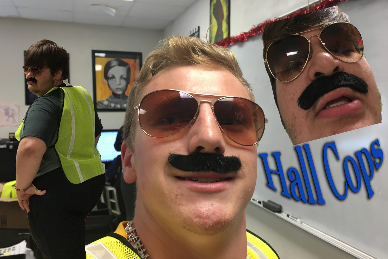Hall Cops
