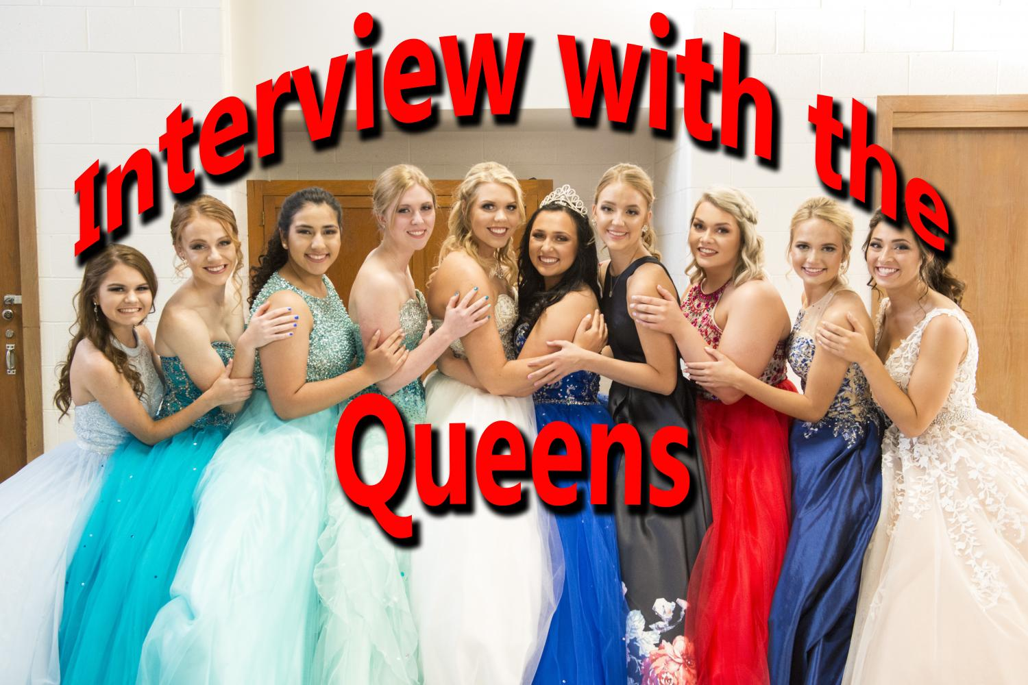 Interview with the May Queens