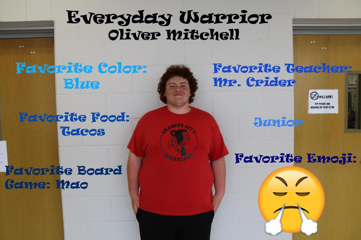 Oliver+Michell