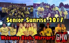 Senior Sunrise!