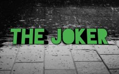 The Joker Origin Movie