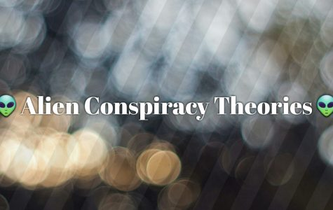 Alien Conspiracy Theories