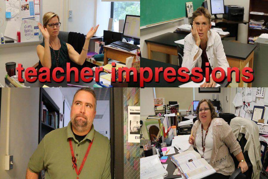 Teacher Impressions
