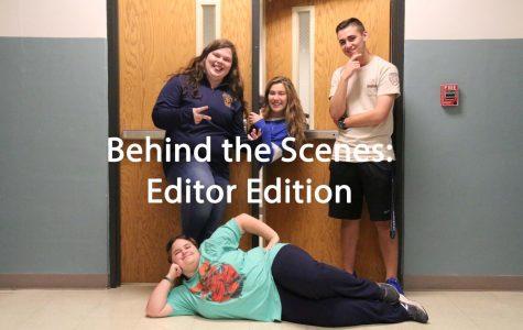 Behind the Scenes: Editor Edition