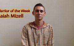 Warrior of the Week – Isaiah Mizell