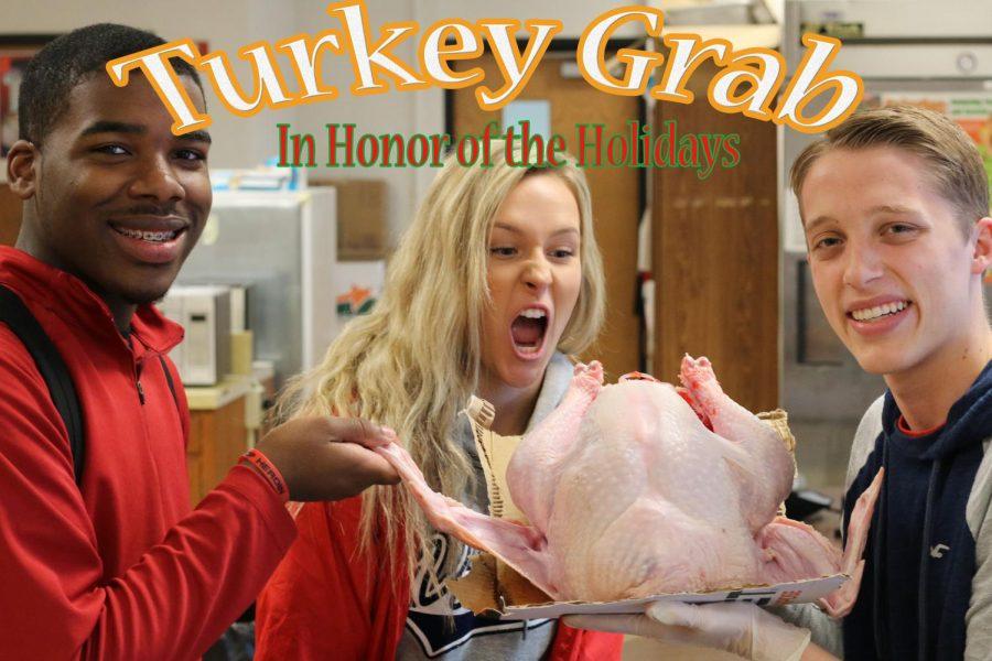 1st Annual GCHS Turkey Grab