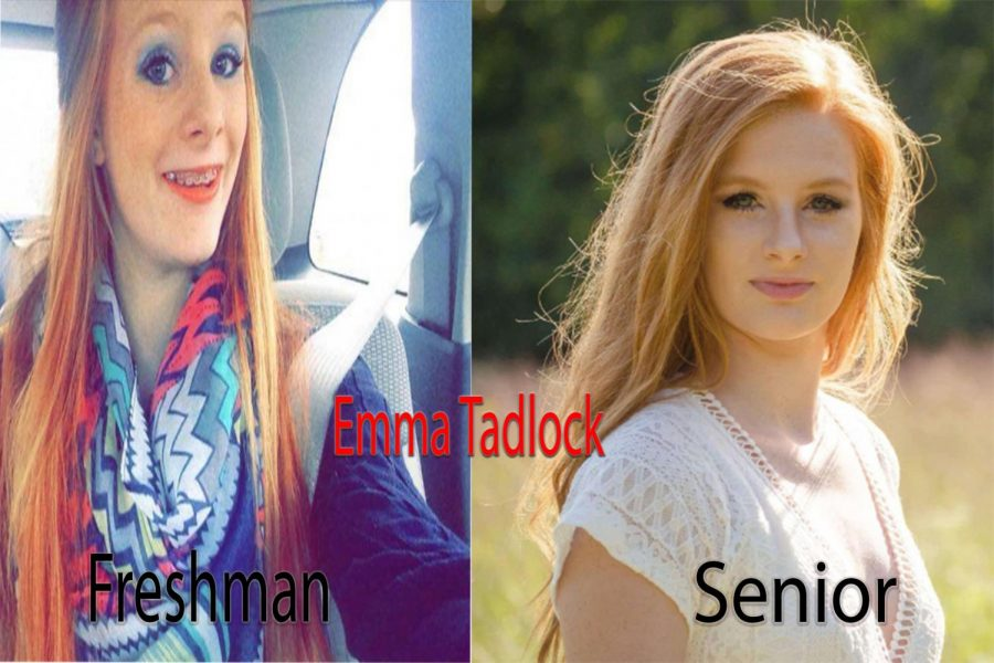 Freshman to Senior Transformations