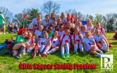 GCHS Girls Soccer Spring Preview