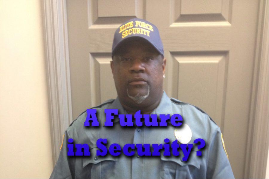 A Future in Security?