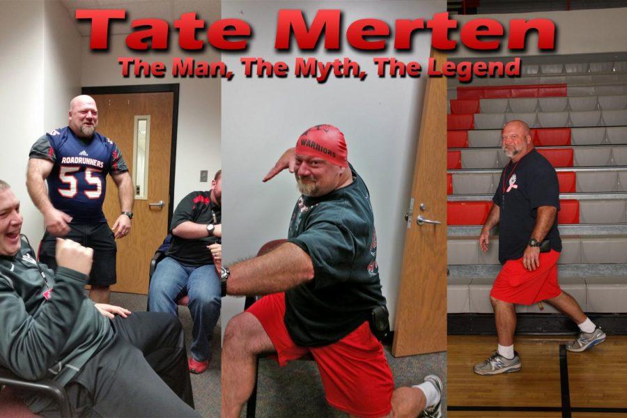 Tate Merten: The Man, The Myth, The Legend