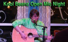 Kool Beanz Open Mic Night