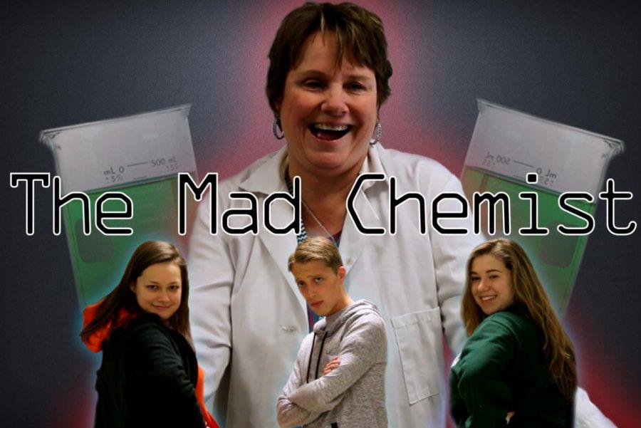 The Mad Chemist – Teacher Trailer