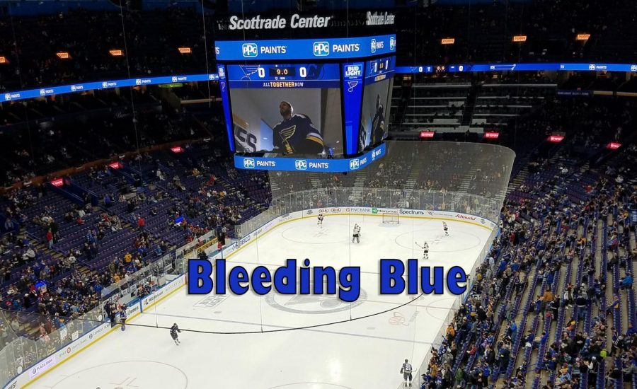 Bleeding Blue: The St. Louis Blues and Granite City