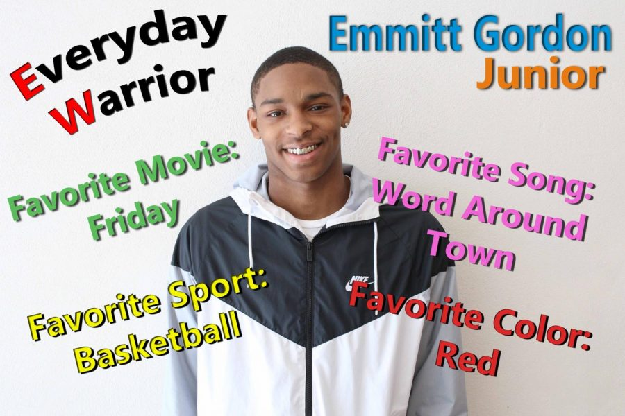 Everyday Warrior - Emmitt Gordon