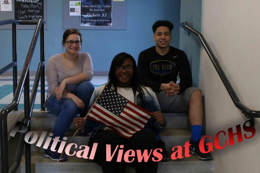 GCHS, What Are Your Political Views?