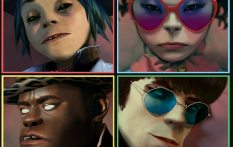 Rise of The Gorillaz