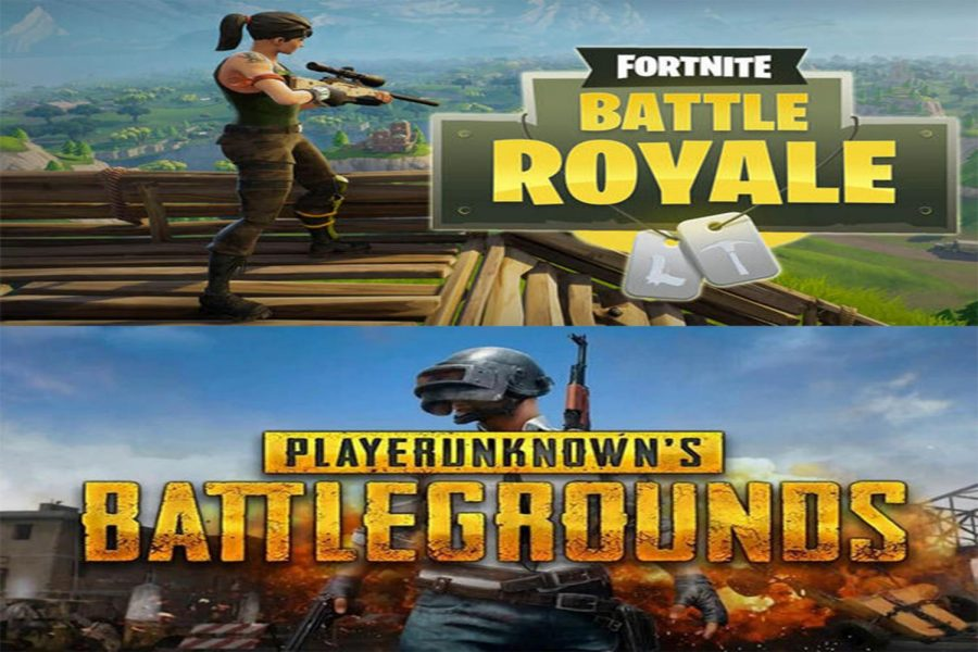 The Rise of Battle Royale Games