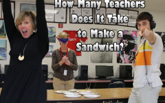 How Many Teachers Does It Take to Make a Sandwich?