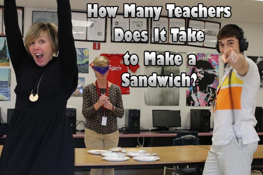 How Many Teachers Does It Take to Make a Sandwich?