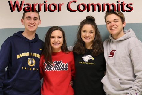 Warrior Commits