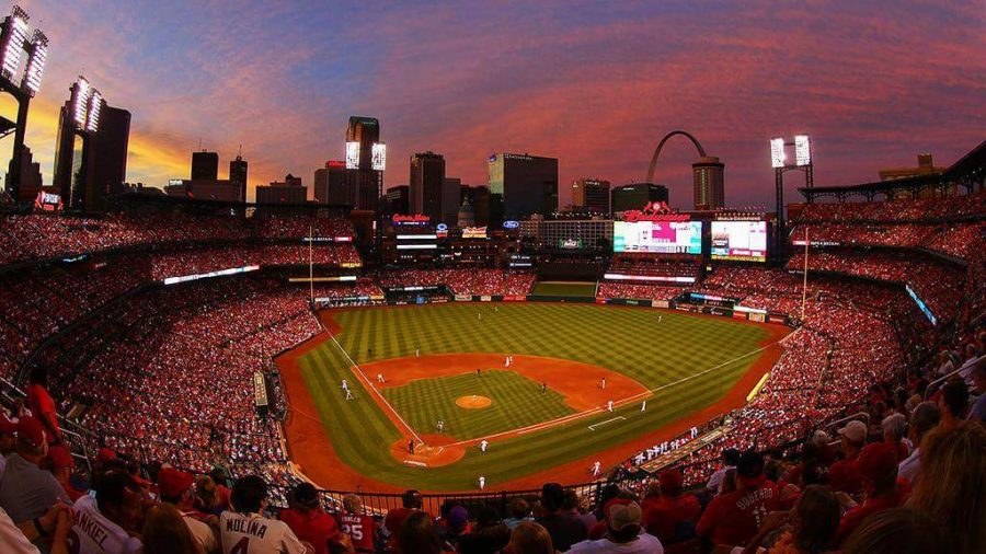 Cardinal+Nation%3A+St.+Louis+and+the+Cardinals