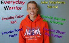 Everyday Warrior – Jake Stephens