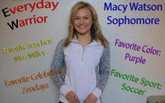 Everyday Warrior – Macy Watson