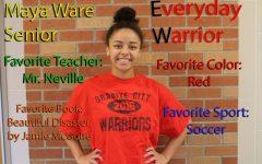 Everyday Warrior – Maya Ware
