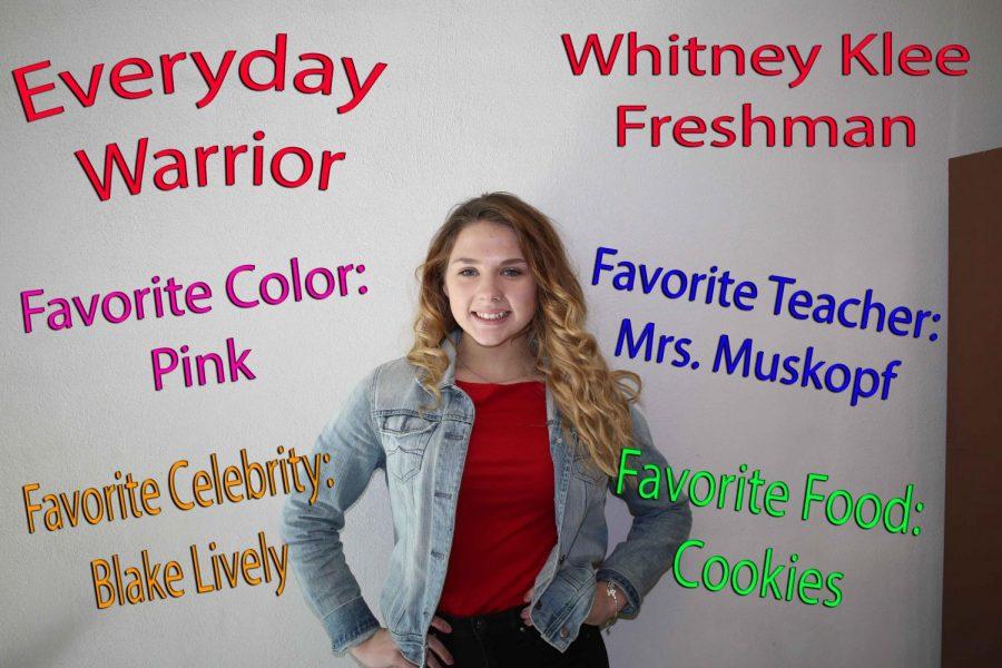 Everyday Warrior - Whitney Klee