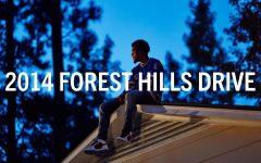 "J Cole ""2014 Forest Hill Drive Album"""
