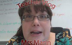 Teacher Vlog- Mrs.Marin.