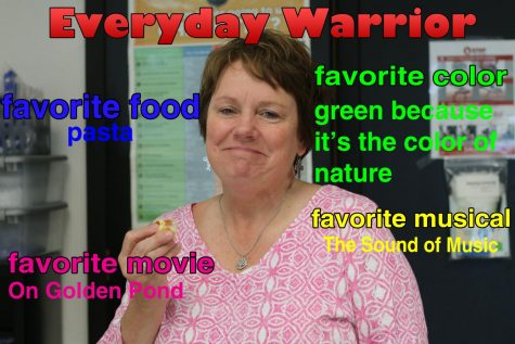 Everyday Warrior – Meredith Glass