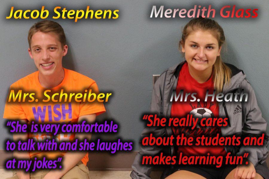 GCHS Inspirational Teachers
