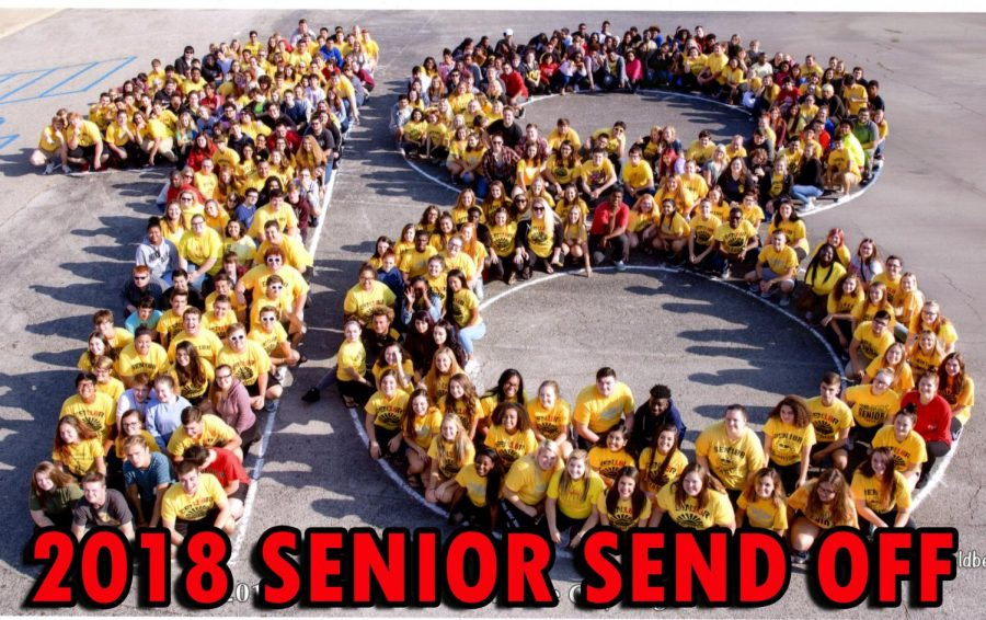 2018 GCHS Senior Send Off