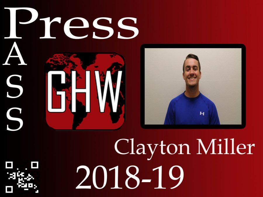 Clayton Miller