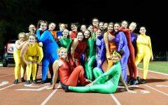 Granite City High School Color Guard