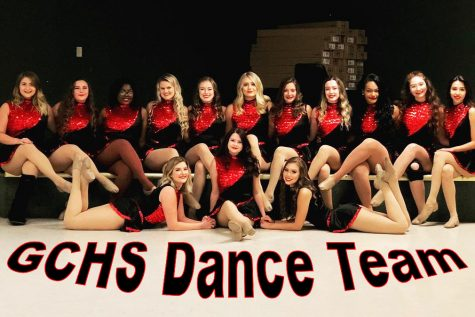 New and Improved: GCHS Dance Team