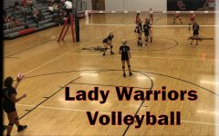 Lady Warriors Volleyball