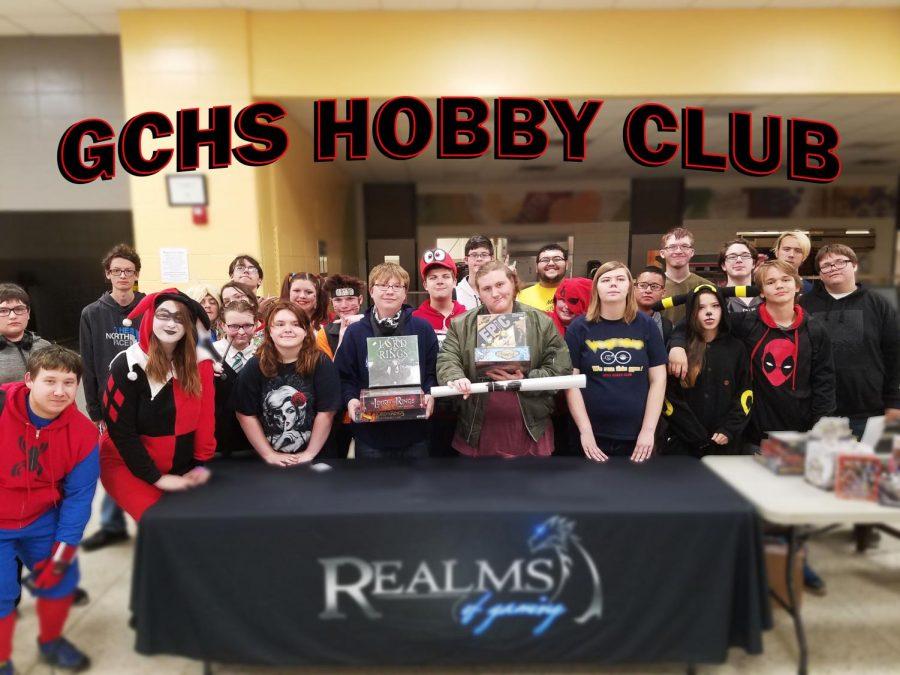 GCHS+Hobby+Club